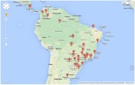 Site Visits - South America